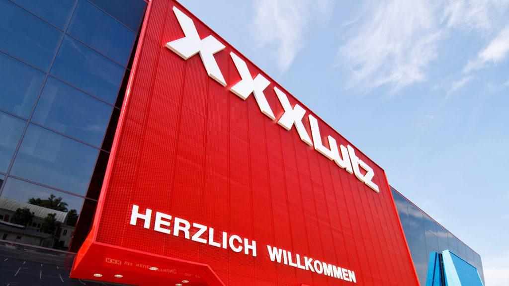 sterreichische xxxlutz gruppe expandiert weiter in deutschland und fixiert f r 2018. Black Bedroom Furniture Sets. Home Design Ideas